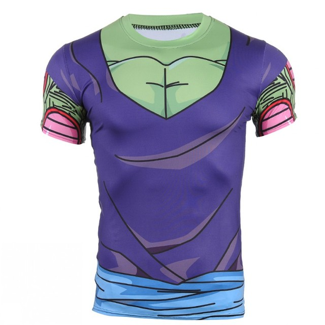Goku DBZ Short Sleeve 3D T-Shirt
