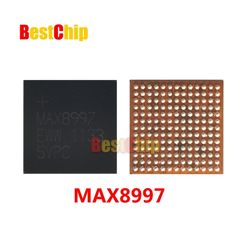 5pcs/lot <font><b>MAX8997</b></font> for Samsung I9100 power management IC power supply chip image