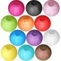"Papular Lanterne Boule 1 pcs 16 ""40 cm Luzes Pingente Lanternas Tradicionais Lanternas Chinesas de Papel Para Festa de Casamento"