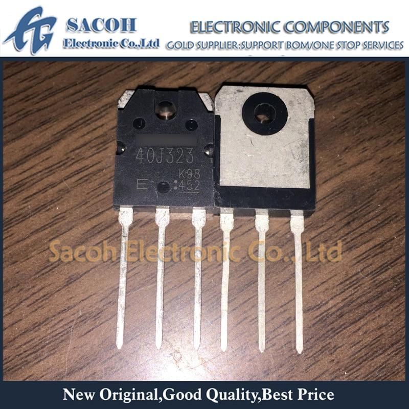 Бесплатная доставка, 10 шт., GT40J323 40J323 или GT40J322 или GT40J321 Φ 40A 600V