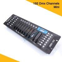 (2Pcs/Lot) Lighting Controller 192 Dmx Channels Control Unit 192 Console Good Quality Dmx Console Dj Light Controller|light control device|light control glass|light black -