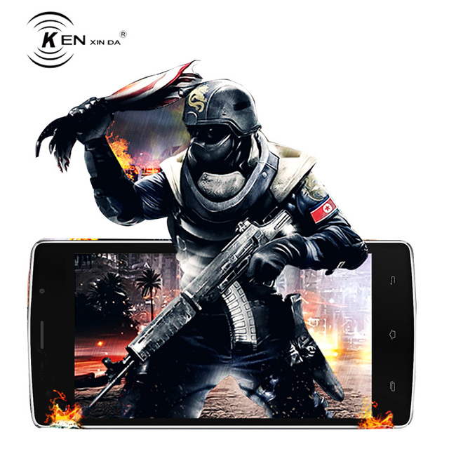 5.0 Inch Smartphone Android 7.0 1GB RAM 8GB ROM Quad Core Dual Sim 8MP Camera Battery 4000mAh Ken Xin Da X7 4G Lte Mobile Phone