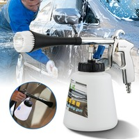 Car Wash Equipment For Tornador Z 010 Z 020 Interior Deep Cleaning Gun And Brush For