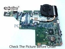 PANANNY carte mère HP 634648 HM55, avec ventilateur testé, processeur processeur série G62 CQ62 G42 CQ42 I3 350M 001 DAAX1JMB8C0