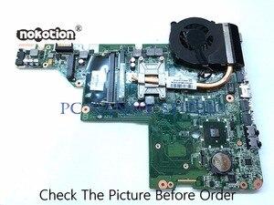 Image 1 - Pananny Cho HP G62 CQ62 G42 CQ42 634648 001 DAAX1JMB8C0 Series Bo Mạch Chủ I3 350M HM55 Có Quạt Thử Nghiệm