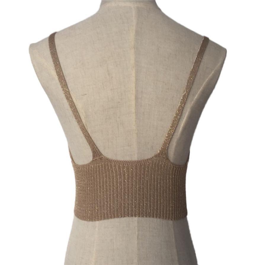 Solid Short Sheath Tank Top Women Knitting Camisole Vest Tank Top Sleeveless Casual Cmasi Camiseta Tirantes Mujer Colete