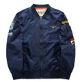 Men's jacket leisure collar jacket air force pilot male fashion 2017 yards