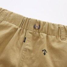 Baby Boys Anchor Design Summer Shorts