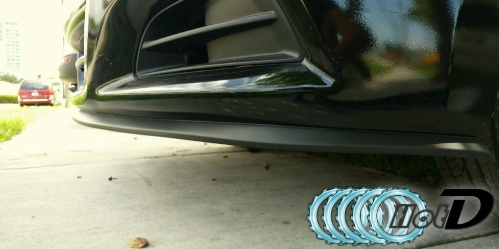 Для mazda mx-3 mx 3 mx3 az3 az-3 precidia губы/передний спойлер дефлектор для тюнинга автомобилей/обвес/полосы юбка