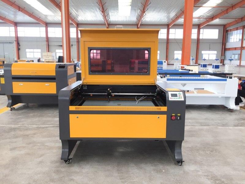 Freeshipping 100 1080 W ruida Co2 máquina de grabado láser CNC grabador láser, máquina de marcado láser DIY, máquina de tallado