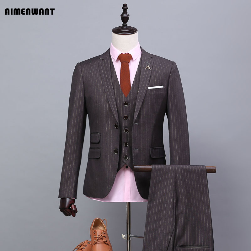 Online Buy Wholesale slim fit custom size suits from China slim ...