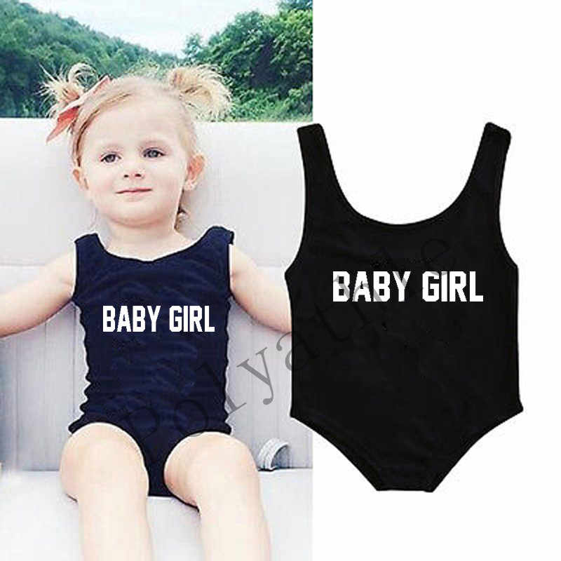 8a35c6f7a795b ... BABY GIRL Bikini Swimsuit One Piece Mom and Kid Swimwear Monokini  Parenting Bathing Suit Monokini Beach ...