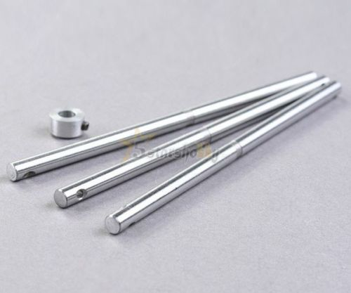 TAROT 116mm Main Rotor Shaft for T-rex 450 V2 V3 Helicopter 3PcsTAROT 116mm Main Rotor Shaft for T-rex 450 V2 V3 Helicopter 3Pcs