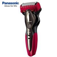 Panasonic ES ST2P вращающаяся электробритва Водонепроницаемая трехголовая 13000 об/мин Высокая Apeed Мотор 1 час быстрая зарядка для мужчин