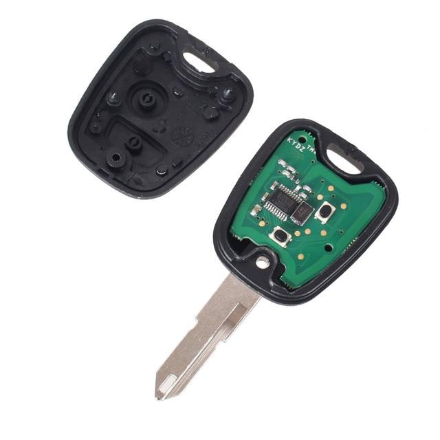 Chiave Telecomando per PEUGEOT 206 433MHZ With PCF7961 2 tasti NE73  4
