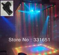 4pcs/Lot DJ Party Light Effect RGBW 6 DMX Channels ZOOM LED Pin Spot 12W