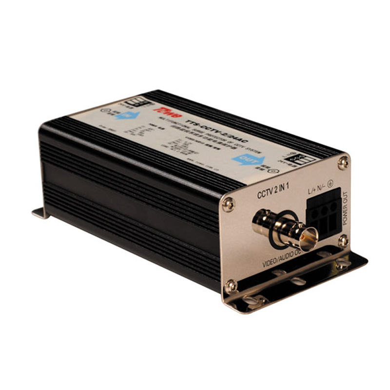 TOWE AP-CCTV-2/220AC network the camera 220VAC AC powervideo audio signals PTZ control c ...