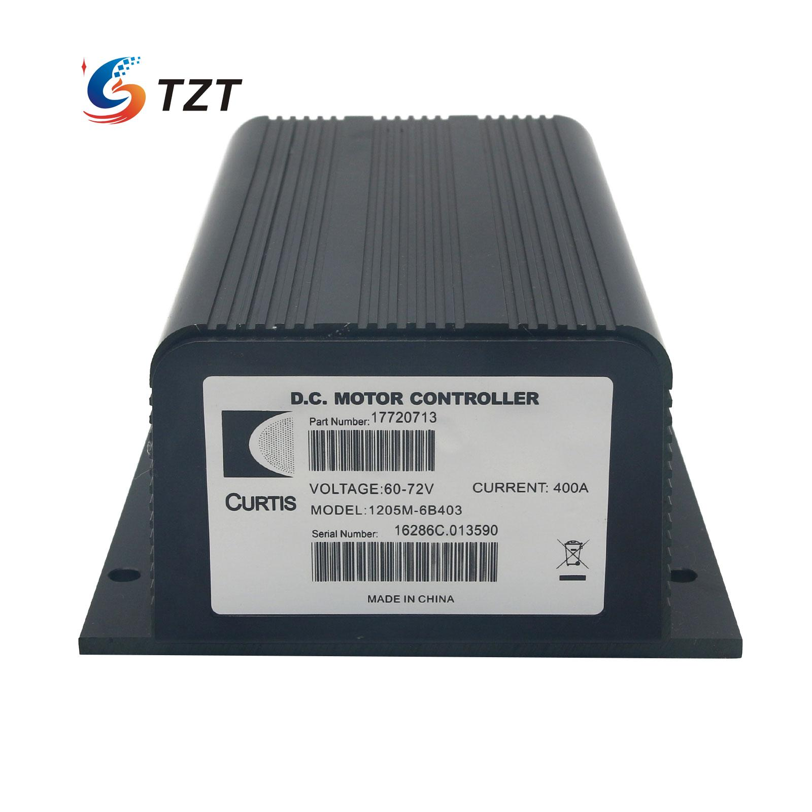 medium resolution of 60v 72v 1205m 6b403 pmc 400a dc series motor controller 1205m 6401 6b401 for curtis
