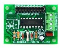 Низкие частоты меандр осциллятор модуль, 2 4 8 32 64 128 256 512 1024 2048 Гц