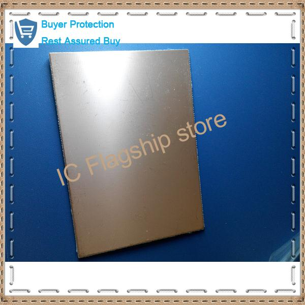 Double-sided copper-clad boards 10 x 15 FR4 fiberglass PCB thickness of 1.5 MM to ensure quality
