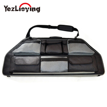 2019 NEW Black Gear Fit X Compound Bow Case Recurve Bow Case for Bow and Arrow Handle Carrier Sling Archery Bow Protector