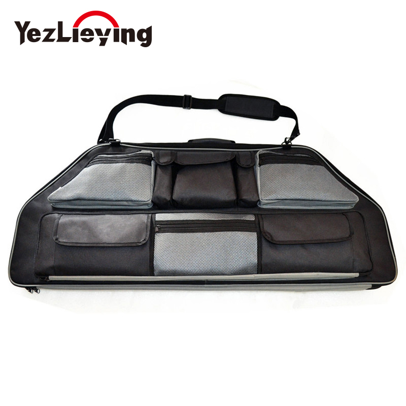 2019 NEW Gear Fit X Compound Bow Bag Recurve Bow Case for Bow and Arrow Handle Carrier Sling Archery Bow Protector in Bow Arrow from Sports Entertainment