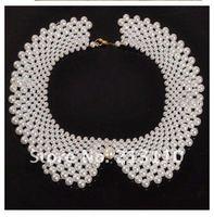 kymyad корейский цепочки и колье заявление ожерелья макси ожерелье имитация жемчуга бусины и бисер ожерелья для мужчин цепочки и подвески большой ожерелья ожерелье ppopulares