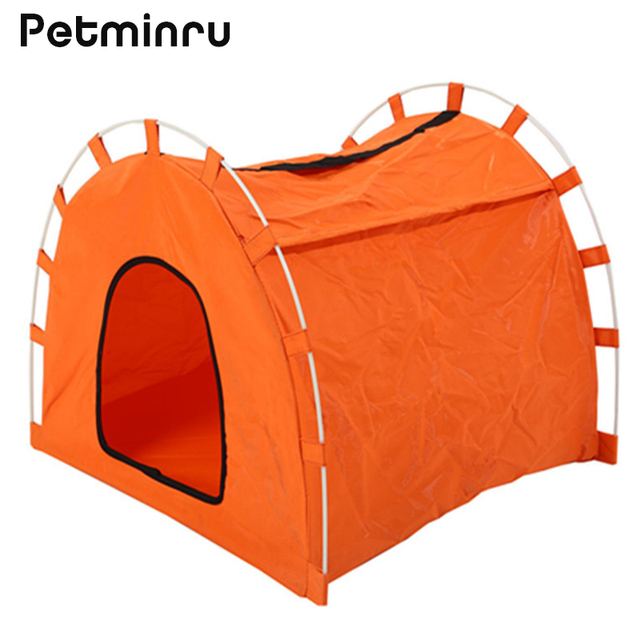 Petminru Rectangle Portable Pet Tent Dog House Cage Cat Tent Waterproof Puppy Kennel Outdoor Travel Pet  sc 1 st  AliExpress.com & Petminru Rectangle Portable Pet Tent Dog House Cage Cat Tent ...