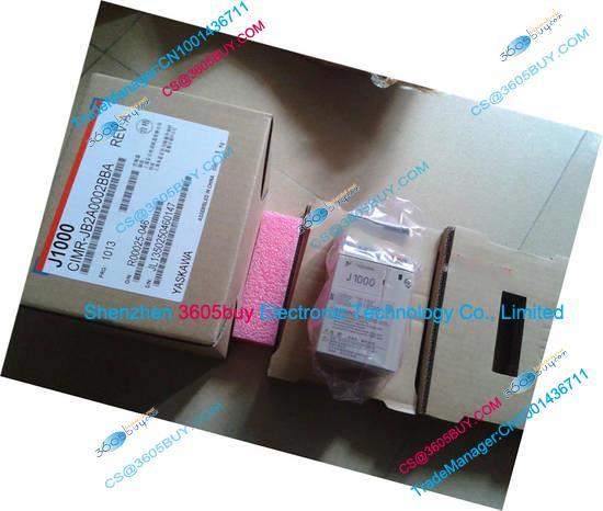 New Original 0.2KW 3 phase 220V inverter CIMR-JB2A0002BAA