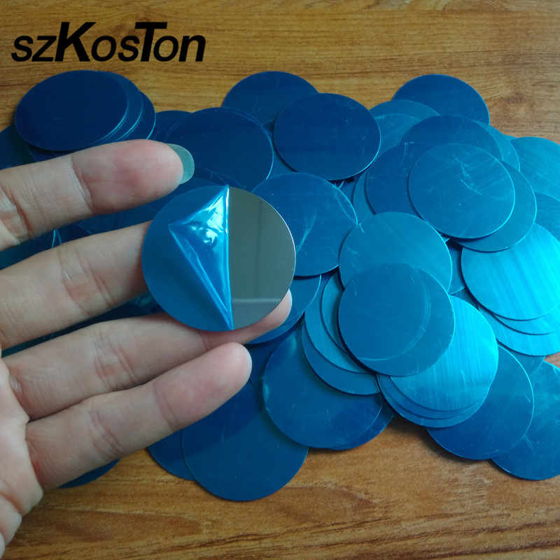 10pcs/5pcs/1pcs/Lot Metal Plate Stickers For Magnet Car Phone Holder iron Sheet Disk Replacement Magnetic Car Phone Holder Mount
