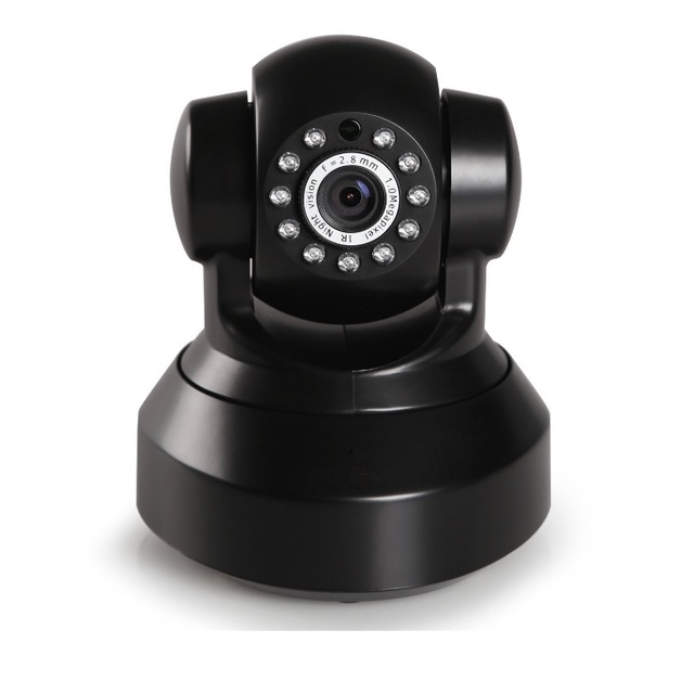 Wireless Video Color Baby Monitor High Resolution Baby Nanny WiFi Security IP Camera Night Vision Smart Remote Monitoring Cam