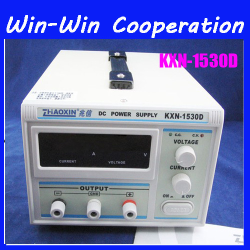 ZhaoXin KXN-1530D 0-15V ,0-30A adjustable dc power supply switching dc power supply zhaoxin rxn 3020d 30v 20a linear adjustable dc power supply