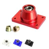 Car four color aluminum alloy shift lever transmission gear basement For Peugeot 206/306 Diesel Citroen