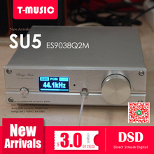 TOP ES9038 Q2M DAC Decoder With XMOS XU208 USB Bluetooth 5.0