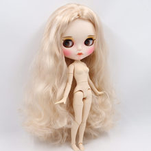ICY Neo Blythe Doll Dirty Blonde Hair Jointed Body 30cm