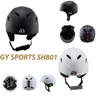 Free Shipping Professional Custom Sport CE Approved Ski Helmet For Sale