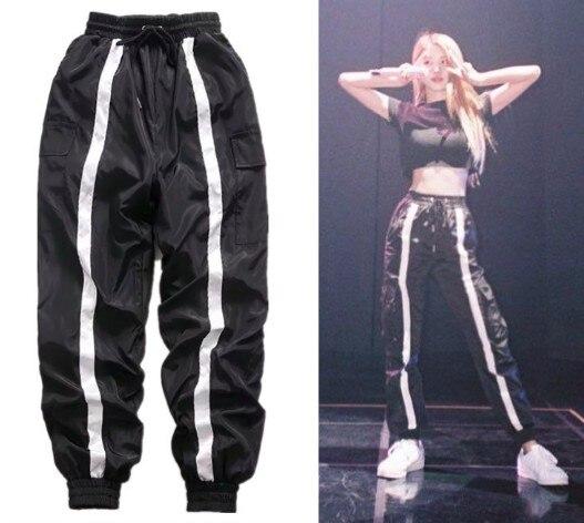 quiero Dios Ejecutante  حفل هناك حاجة ل عشرون black pink pants - phfireballs.com