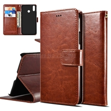 Case For Honor 8X Cover Flip PU Leather Wallet Phone Back Stand Coque Fundas 6.5 inch