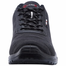 MODYF Men Composite Cap Toe Work Anti-static Insole Safety Shoes Lightweight Breathable Reflective Non-slip Casual Sneaker