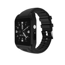 Купить с кэшбэком Ordro X68 Smart Watch HD Camera SIM Phone Bracelet Bluetooth WIFI Smartwatch Man With Whatsapp Facebook Twitter Fitness Tracker