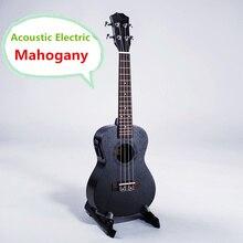 Strings уке guitarra ukelele концерт красного гавайская рукоделие плагин акустическая дерева