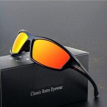 цены на Cycling glasses new style polarizing sunglasses for men and women outdoor sports fashion retro eye protection sunglasses  в интернет-магазинах