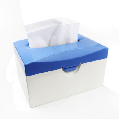 High Quality Dental chair accessories Dental Post Mount Utility 45mm Paper Tissue Box FOR Dental Unit