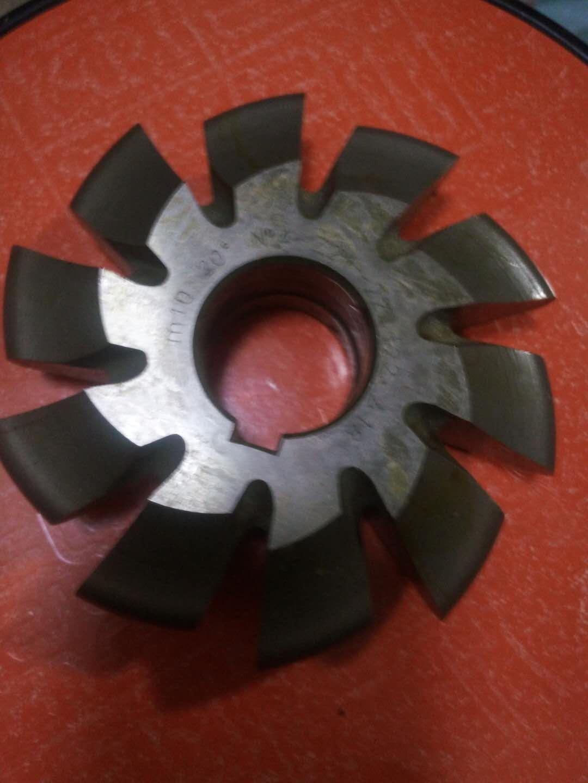 Set 8Pcs Module 0.5 PA20 Bore16 1#2#3#4#5#6#7#8# Involute Gear Cutters M0.5