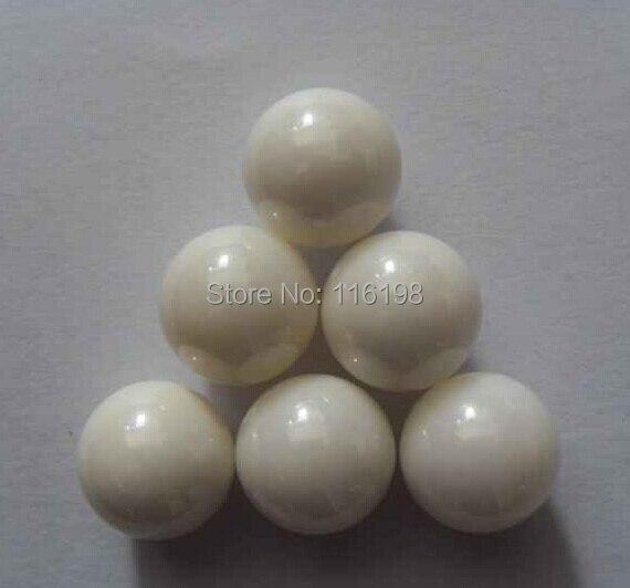 100pcs 2.5mm Alumina Oxide Ceramic Ball Al2O3 for bearing/pump/linear slider/valvs balls
