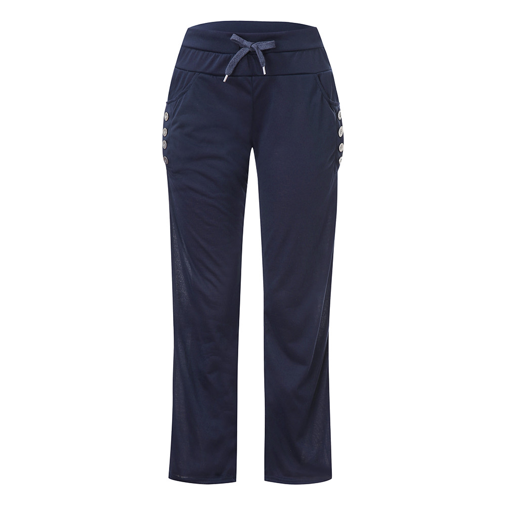Women Long Pants Trousers Women Autumn Winter Wide Leg Sports Loose Casual Pants Spring Summer sweatpants