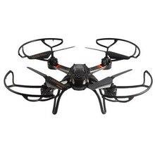 Molde Rey 33041A UFO Quadcopter Drones RC 2.4G 6 CANALES 6axis Gyro Vuelo Estacionario con Hélice Protector de Luz de Control Remoto helicóptero