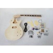 Китай Aiersi бренд Custom LP стиль для сборки электрогитары наборы Модель EK-004A