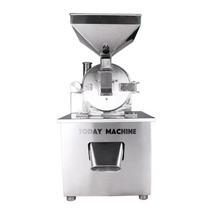 Spice grinding machines /commercial food grinder/Universal Chemical pulverizer-cashback