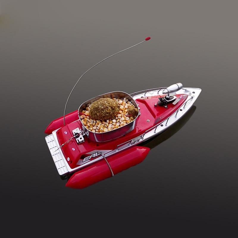 Goture 5 of 8 uur Action Mini RC Bait Vissersboot 260 m Afstandsbediening Feeder Lokken Carrier Karpervissen accessoires - 5